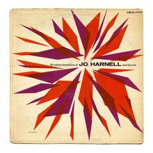 <cite>The Piano Inventions of Jo Harnell and His Trio</cite> album art