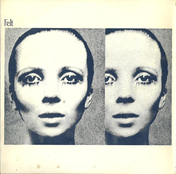 "Felt ‎– ""Penelope Tree"" single record 1"