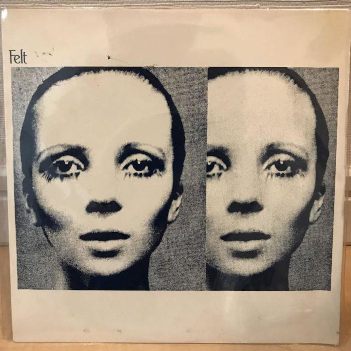 "Felt ‎– ""Penelope Tree"" single record 4"