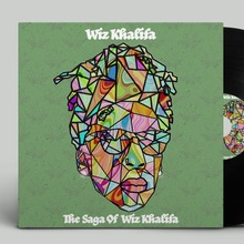 Wiz Khalifa – <cite>The Saga of Wiz Khalifa</cite>