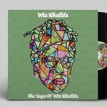 Wiz Khalifa – <cite>The Saga of Wiz Khalifa</cite>