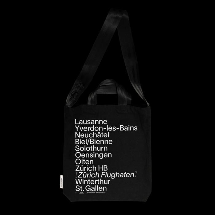 GOTTHARD™ tote bag 1