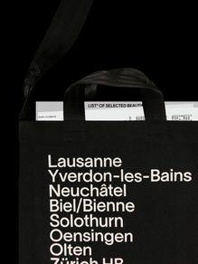 GOTTHARD™ tote bag