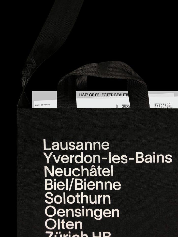 GOTTHARD™ tote bag 2