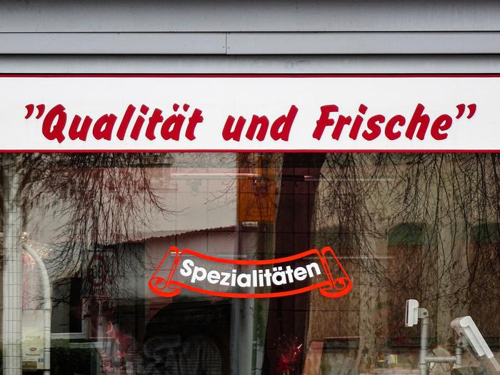 """""""Gönn Dir was Gutes"""", Fleischer-Fachgeschäft Raab, Limburg 2"""