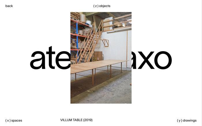 Atelier Axo 3