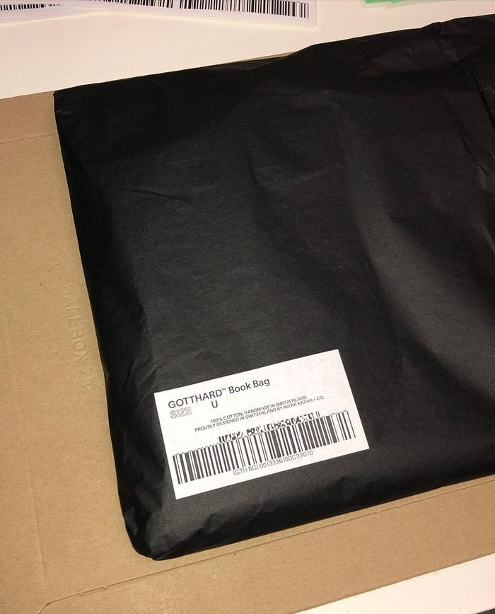 GOTTHARD™ tote bag 5