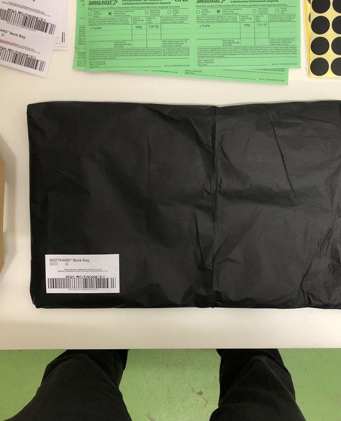 GOTTHARD™ tote bag 6
