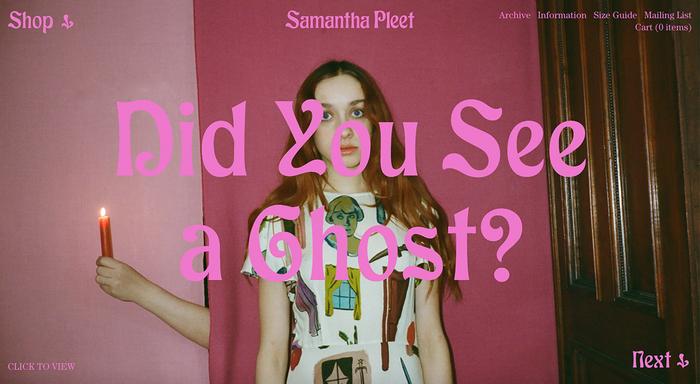 Samantha Pleet 4