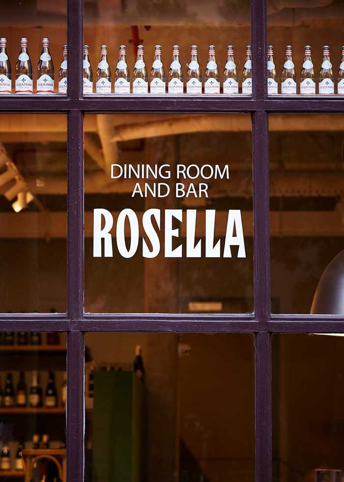 Rosella dining room and bar 4