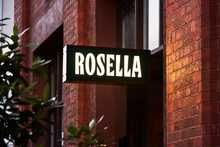 Rosella dining room and bar