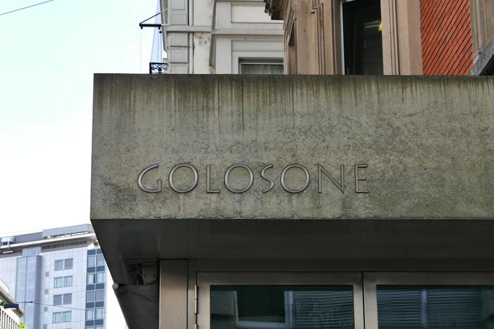 Golosone restaurant, Zürich 2