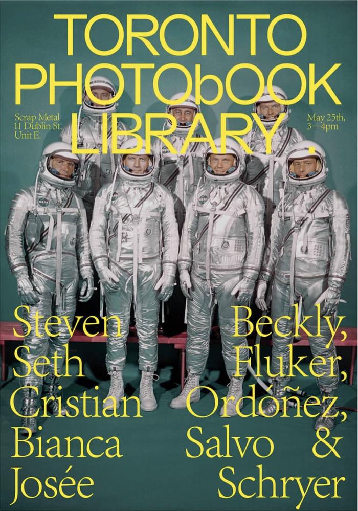 Toronto Photobook Library 1