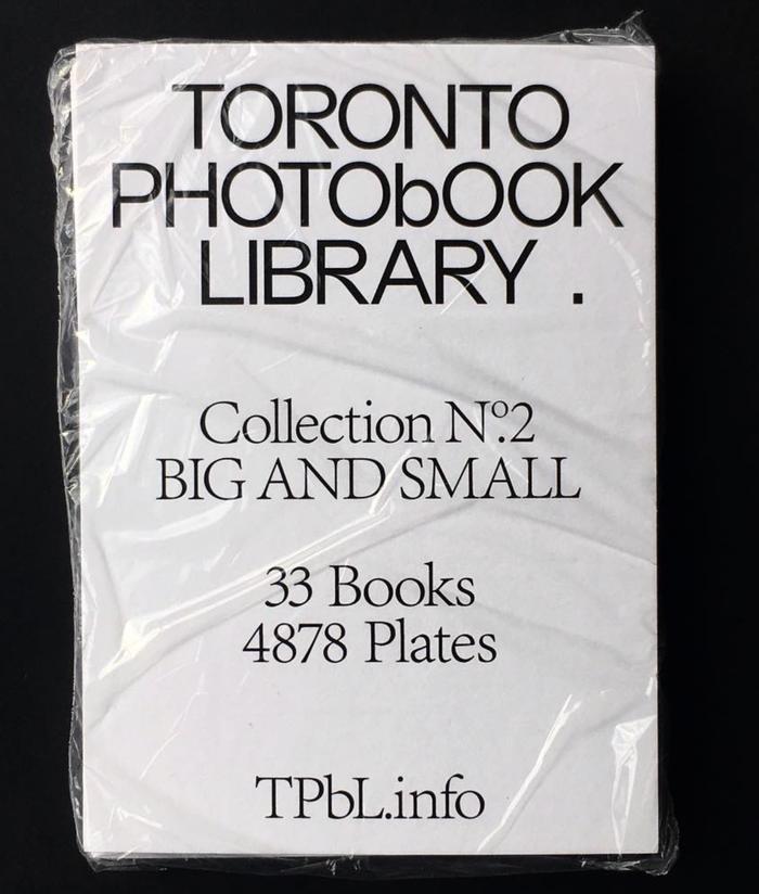 Toronto Photobook Library 2