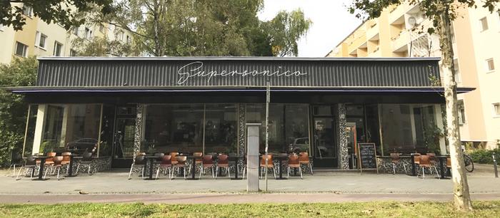 Supersonico restaurant, Berlin 2