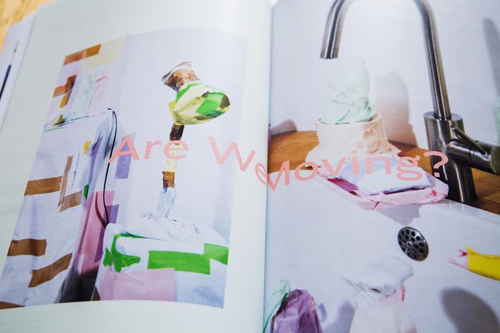 "Ambivalence magazine, issue 01, ""On Spaces"" 2"