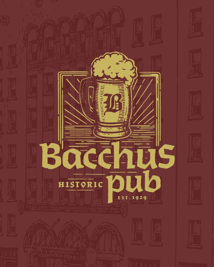 Bacchus Historic Pub 1
