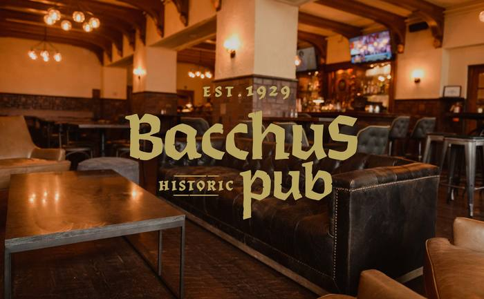 Bacchus Historic Pub 3