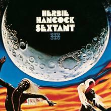 Herbie Hancock – <cite>Sextant</cite> album art