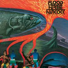 Herbie Hancock – <cite>Flood</cite> album art