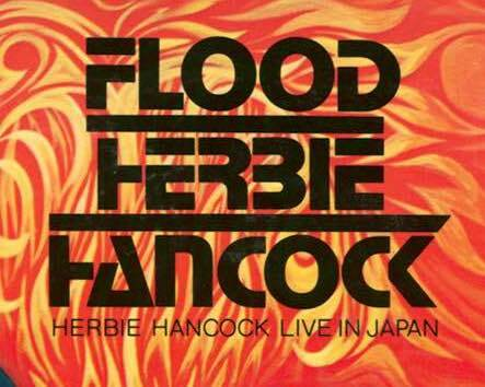 Herbie Hancock – Flood album art 2