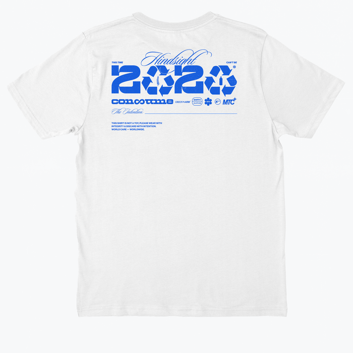 2020 Hindsight T-shirt 2
