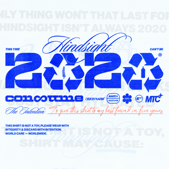 2020 Hindsight T-shirt 1