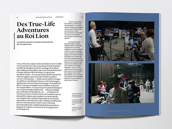 CUBS magazine, Nº0 6