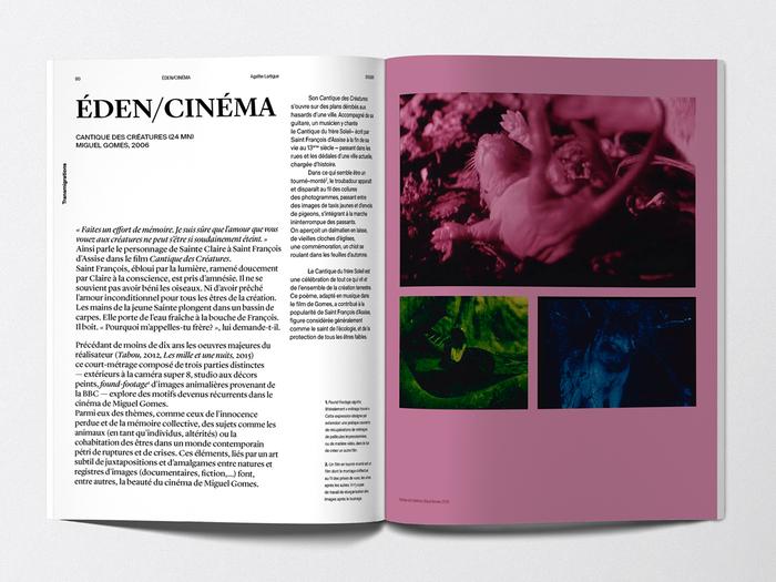 CUBS magazine, Nº0 8