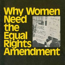 <cite>Why Women Need the Equal Rights Amendment</cite> by Dianne Feeley