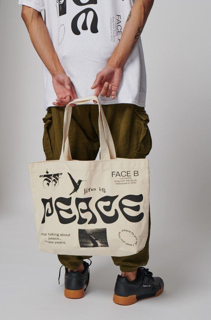 Peace, Love streetwear 1