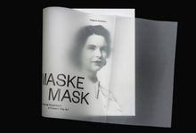 <cite>MASK. In Present-Day Art </cite>exhibition catalogue