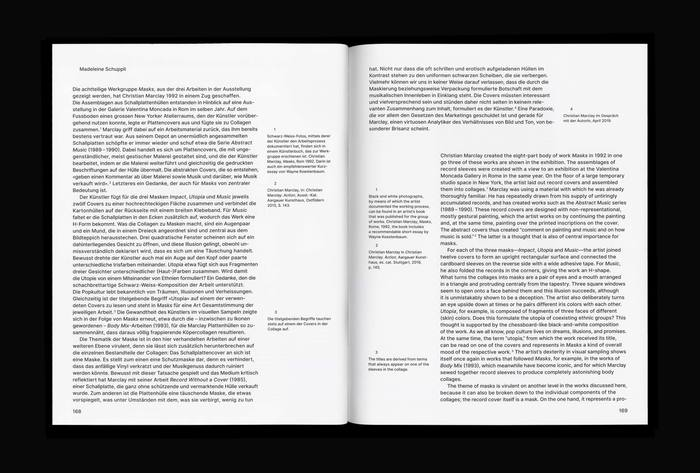 MASK. In Present-Day Art exhibition catalogue 5