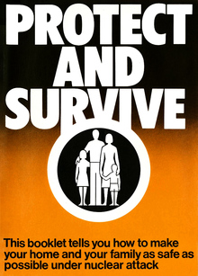 <cite>Protect and Survive </cite>nuclear attack guide