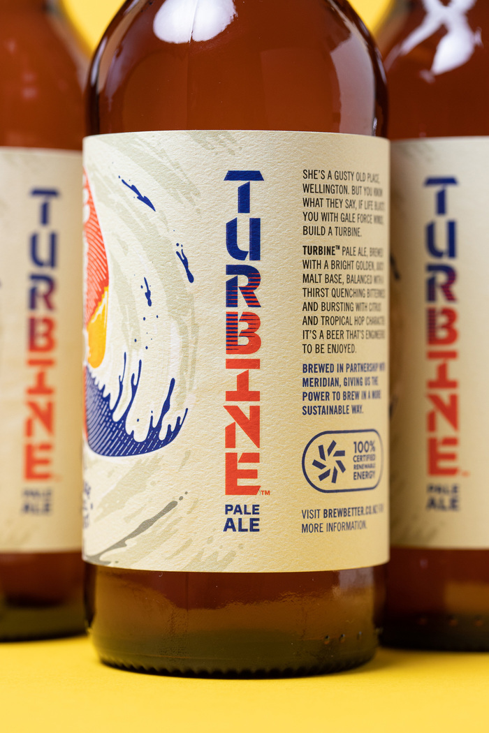 Turbine beer by Garage Project 4