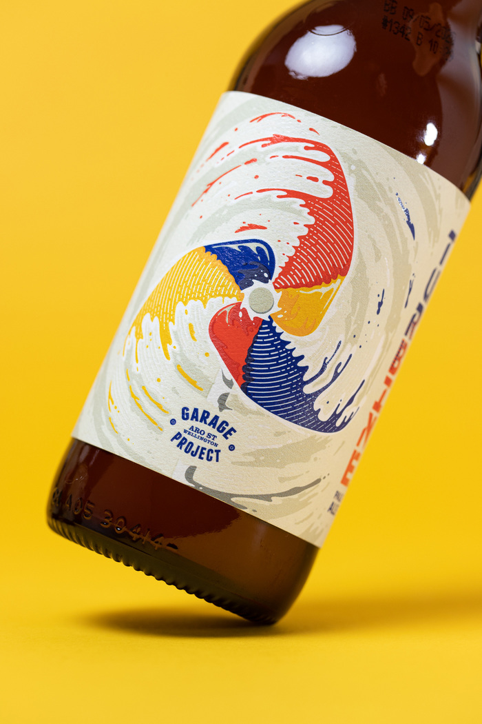 Turbine beer by Garage Project 2