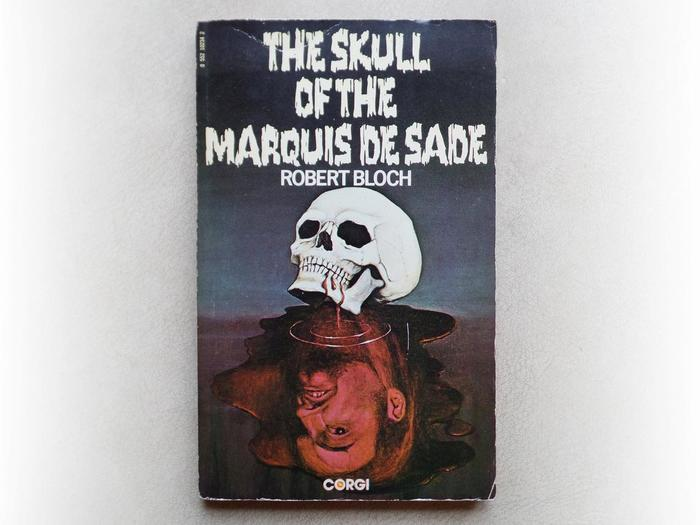 The Skull of the Marquis de Sade by Robert Bloch (Corgi, 1976) 2