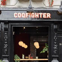 Coqfighter chicken restaurant