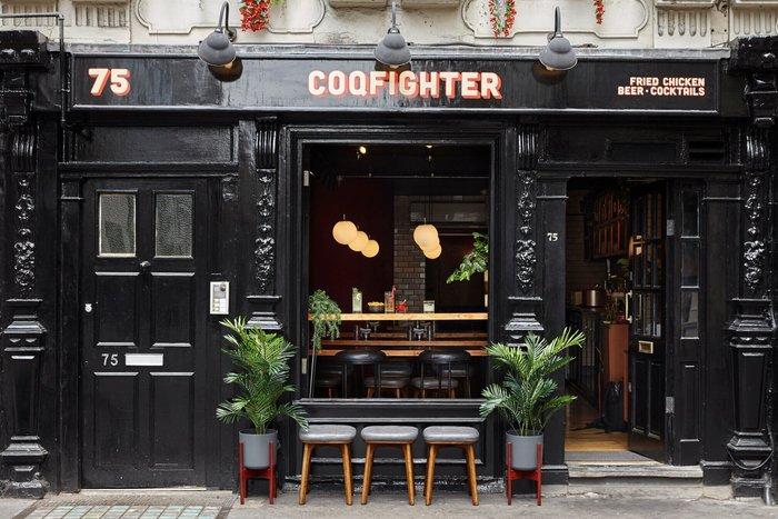 Coqfighter chicken restaurant 1