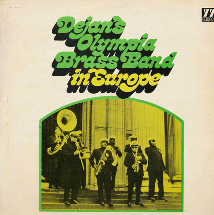 Dejan's Olympia Brass Band – In Europe album art 1