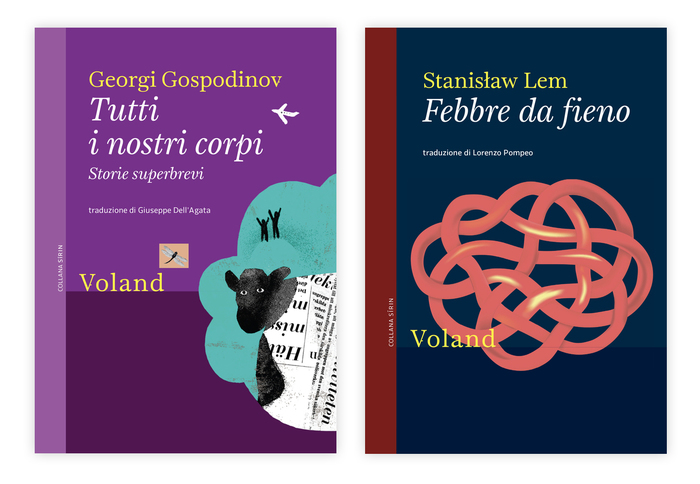 Voland publisher visual identity 4