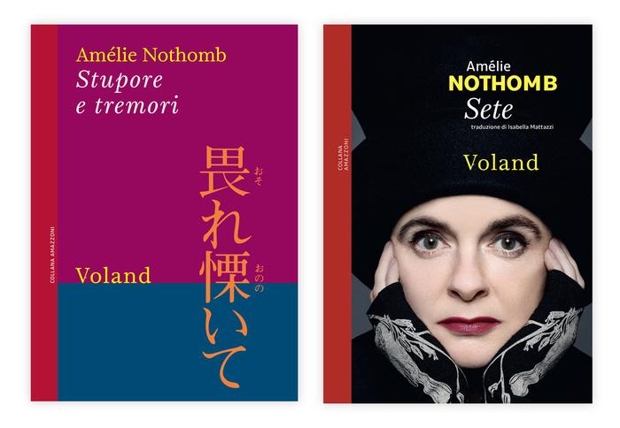 Voland publisher visual identity 5