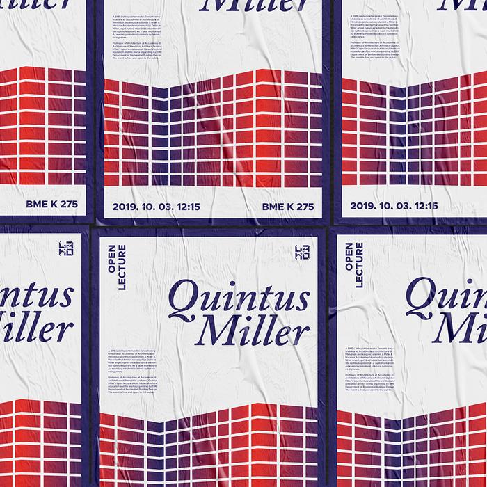 Quintus Miller lecture poster 2