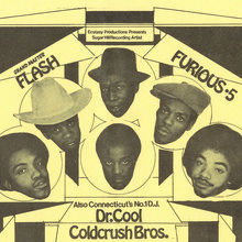 Grand Master Flash and the Furious 5, Dr. Cool, and Coldcrush Bros. at Skate Odyssey, Waterbury