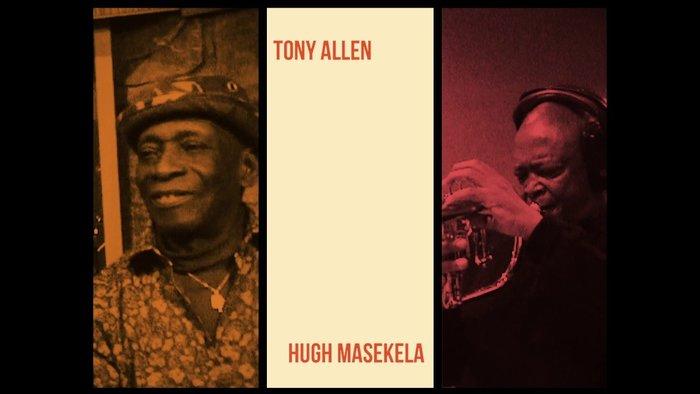 Tony Allen & Hugh Masekela – Rejoice album art 4