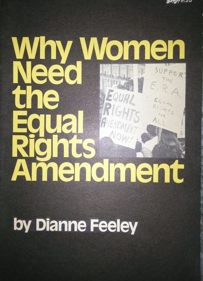 Why Women Need the Equal Rights Amendment by Dianne Feeley 2