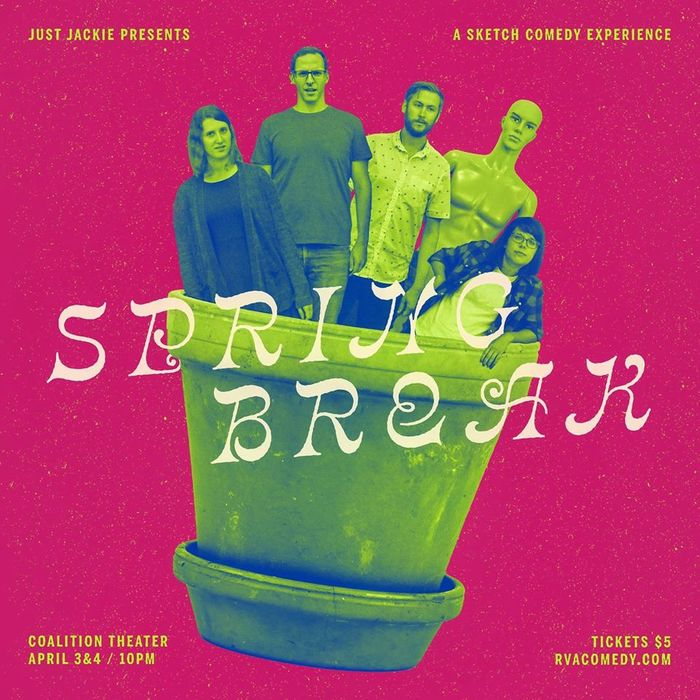 Spring Break, Coalition Theater 2