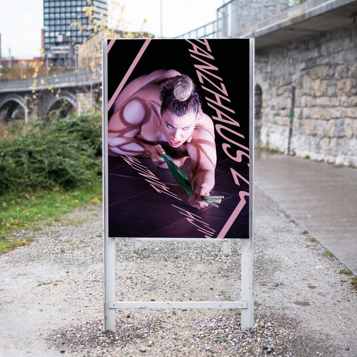 Tanzhaus Zürich visual identity 9