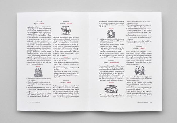 O ziołach i o mocy jich, Second Edition Project 4