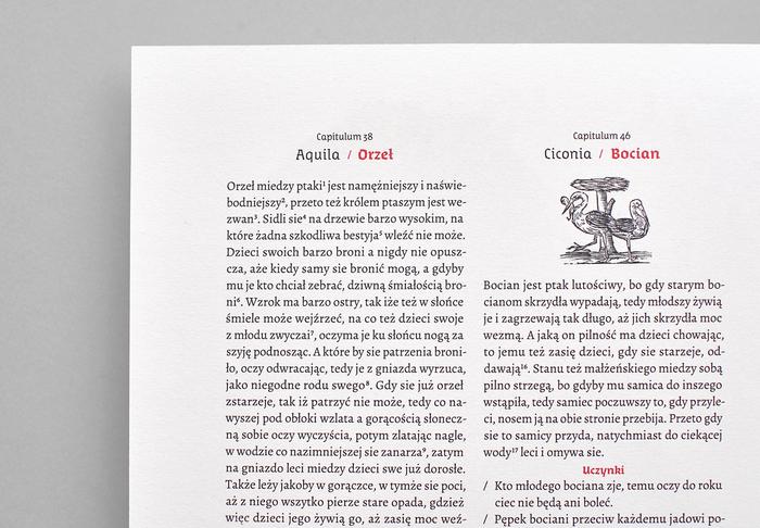 O ziołach i o mocy jich, Second Edition Project 2
